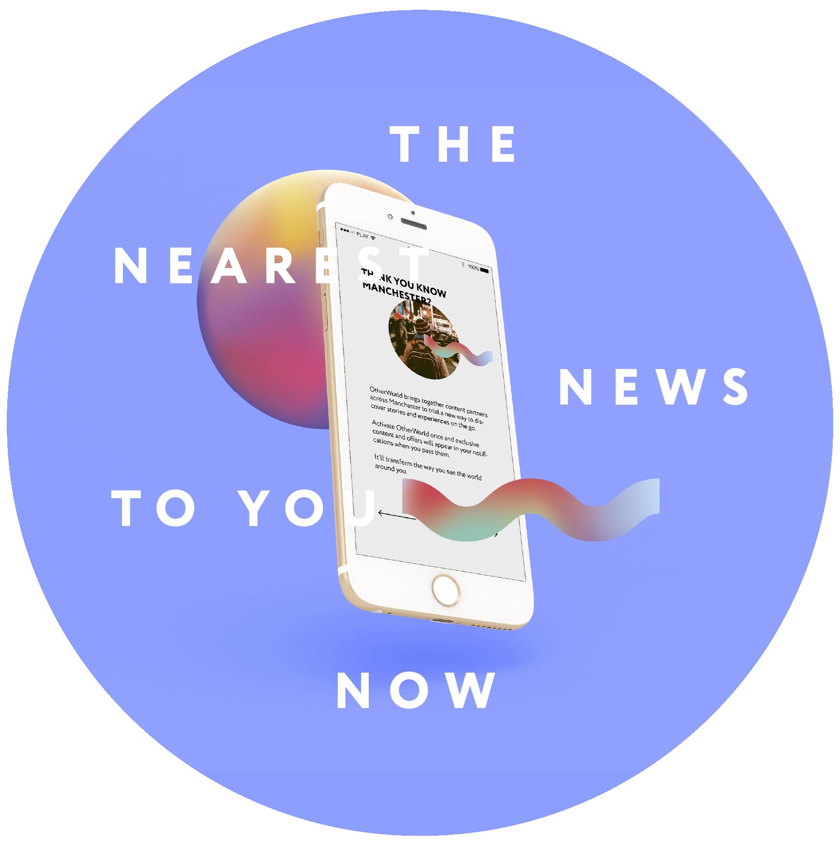 OtherWorld - a news beacon experiment