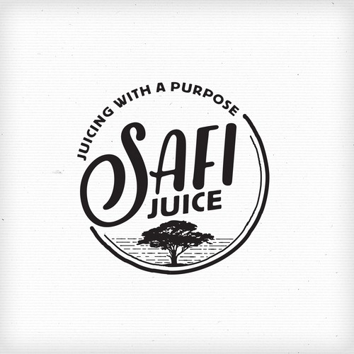 Logo for Safi Juice