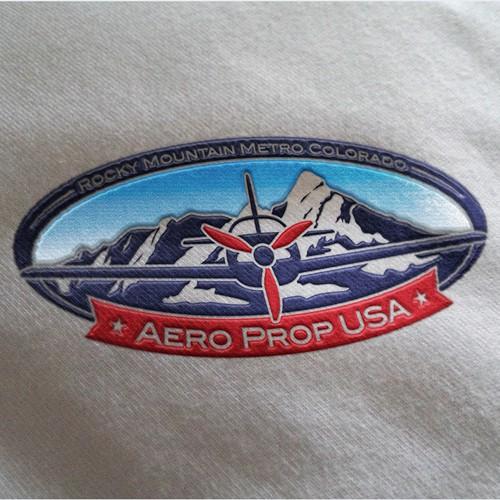 Logo for Aero Prop USA