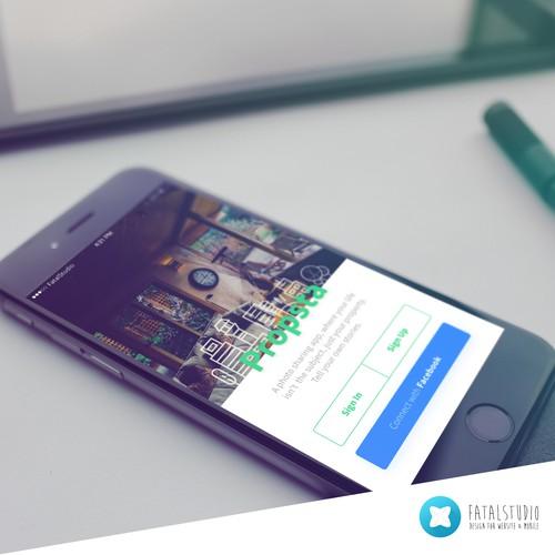Propsta App