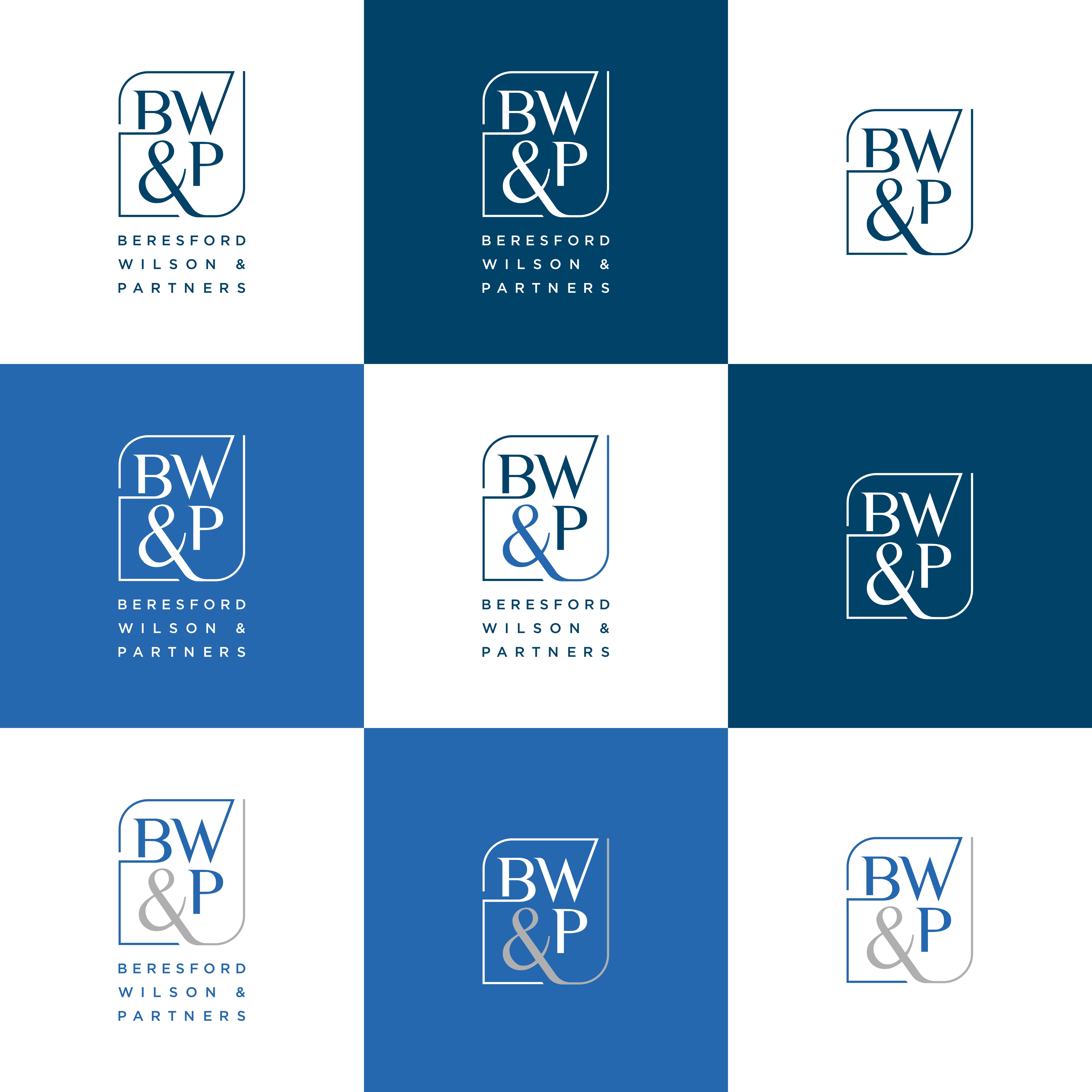 Fresh & modern brand logo upgrade for boutique exec headhunters!