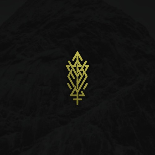 Norse/Viking Runes Monogram