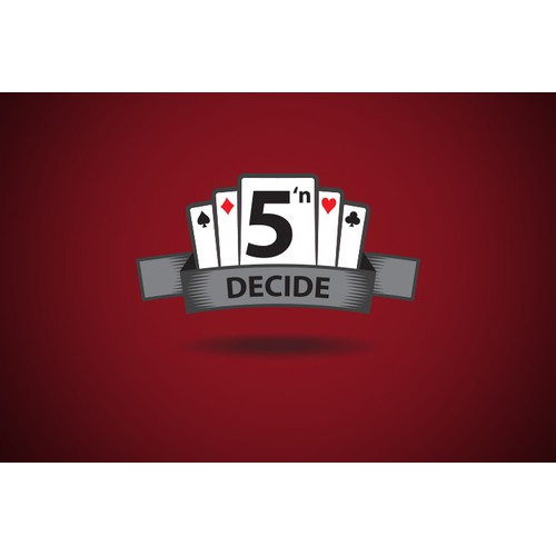 Help 5'n Decide with a new logo