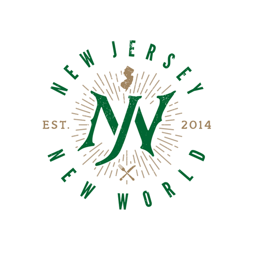 Brand concept for for New Jersey-New World.