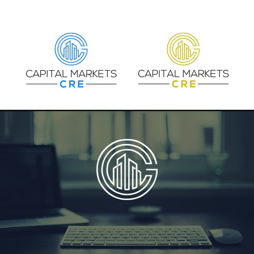 Logo Design for Capital Markets CRE