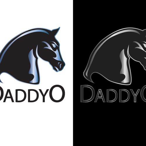 Logo concept for Daddyo
