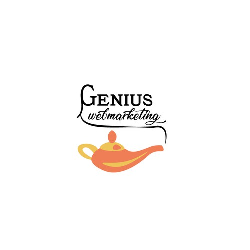 Logo Genius Webmarketing