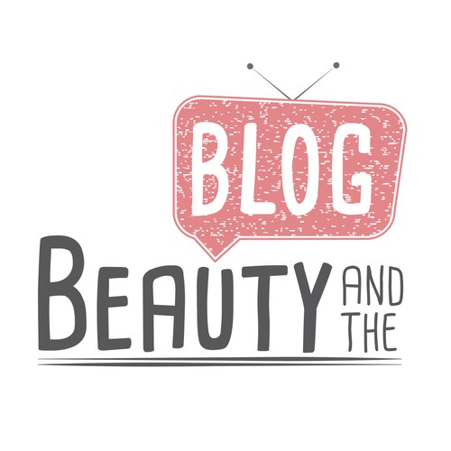 Logo proposal for beauty blog