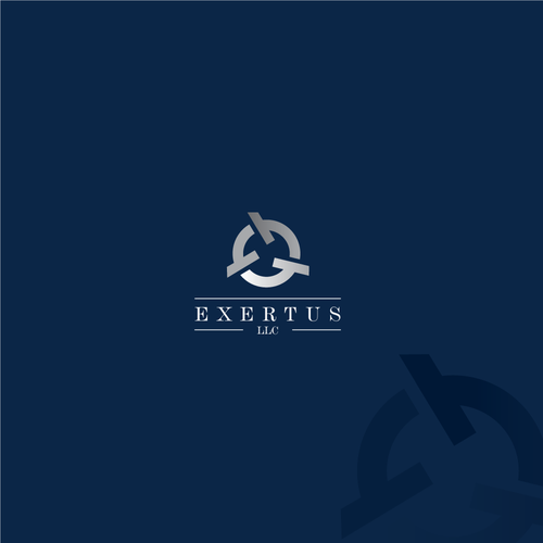 Exertus Logo Design