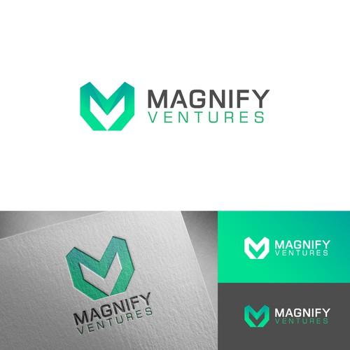 Logo concept for Venture company
