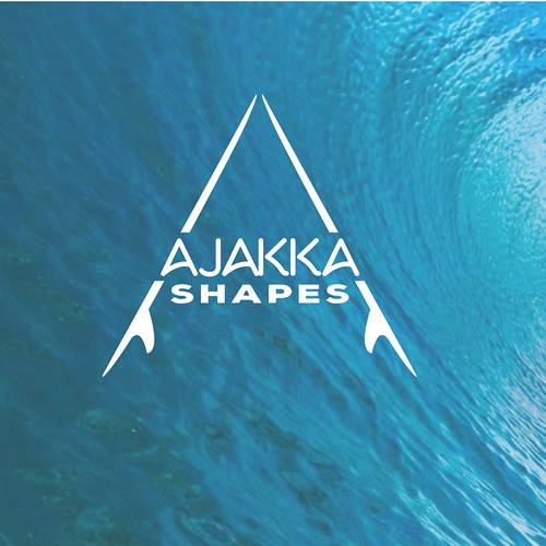 LOGO creation in Surf's world for ajakka shapes