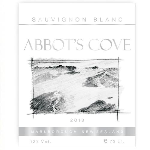 Abbott's Cove New Zealand vine needs label.