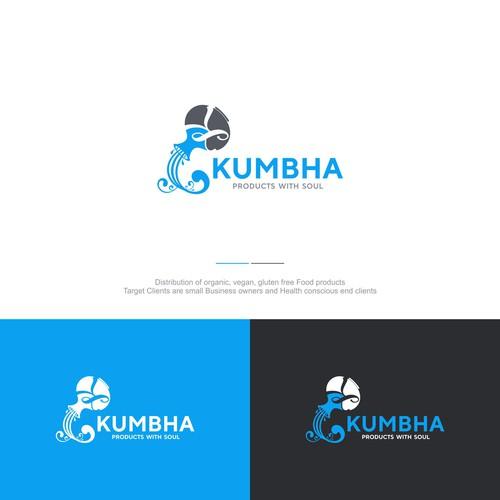 Create logo for health food distribution company