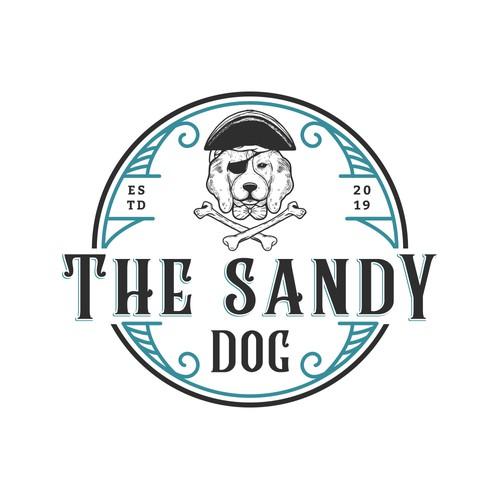 The Sandy Dog