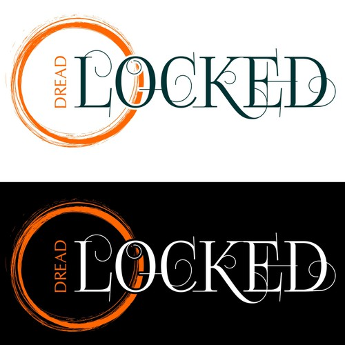 "Creating a logo for ""Dread Locked"", a premium line of dreadlock haircare products"