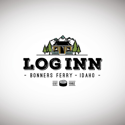 Logo for Log Inn