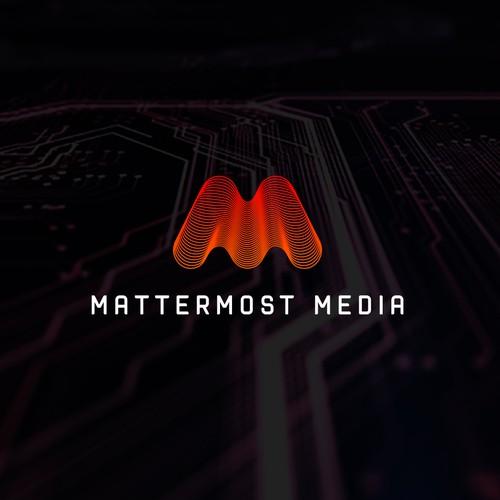 Modern media logo