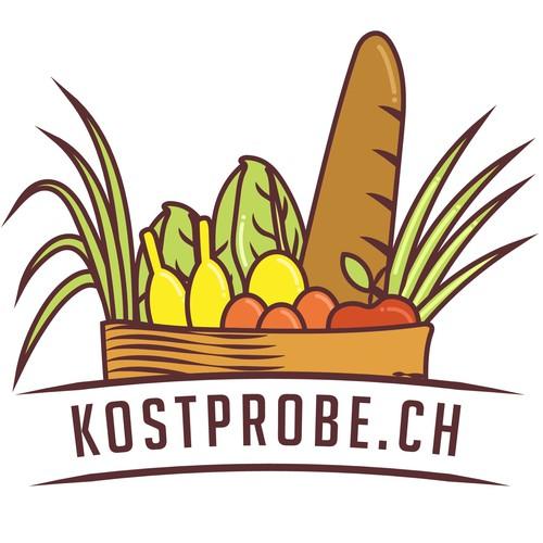 Kostprobe.ch logo