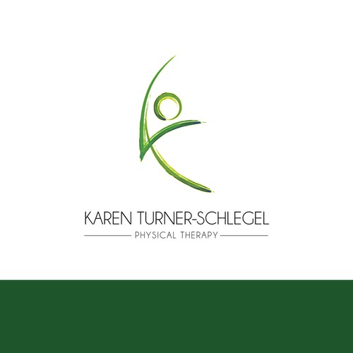 logo concept for physical therapy