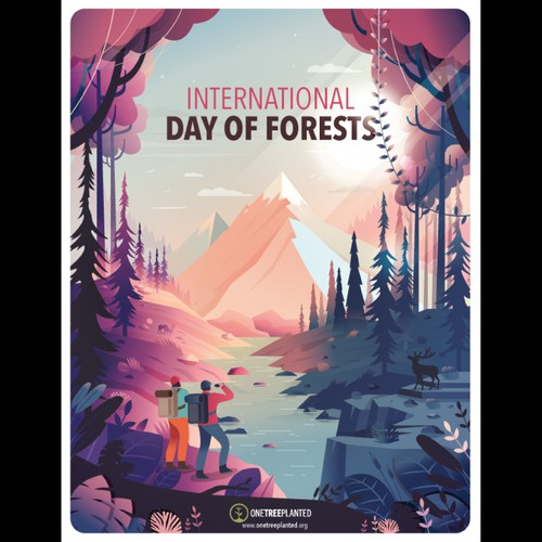 poster day of forests
