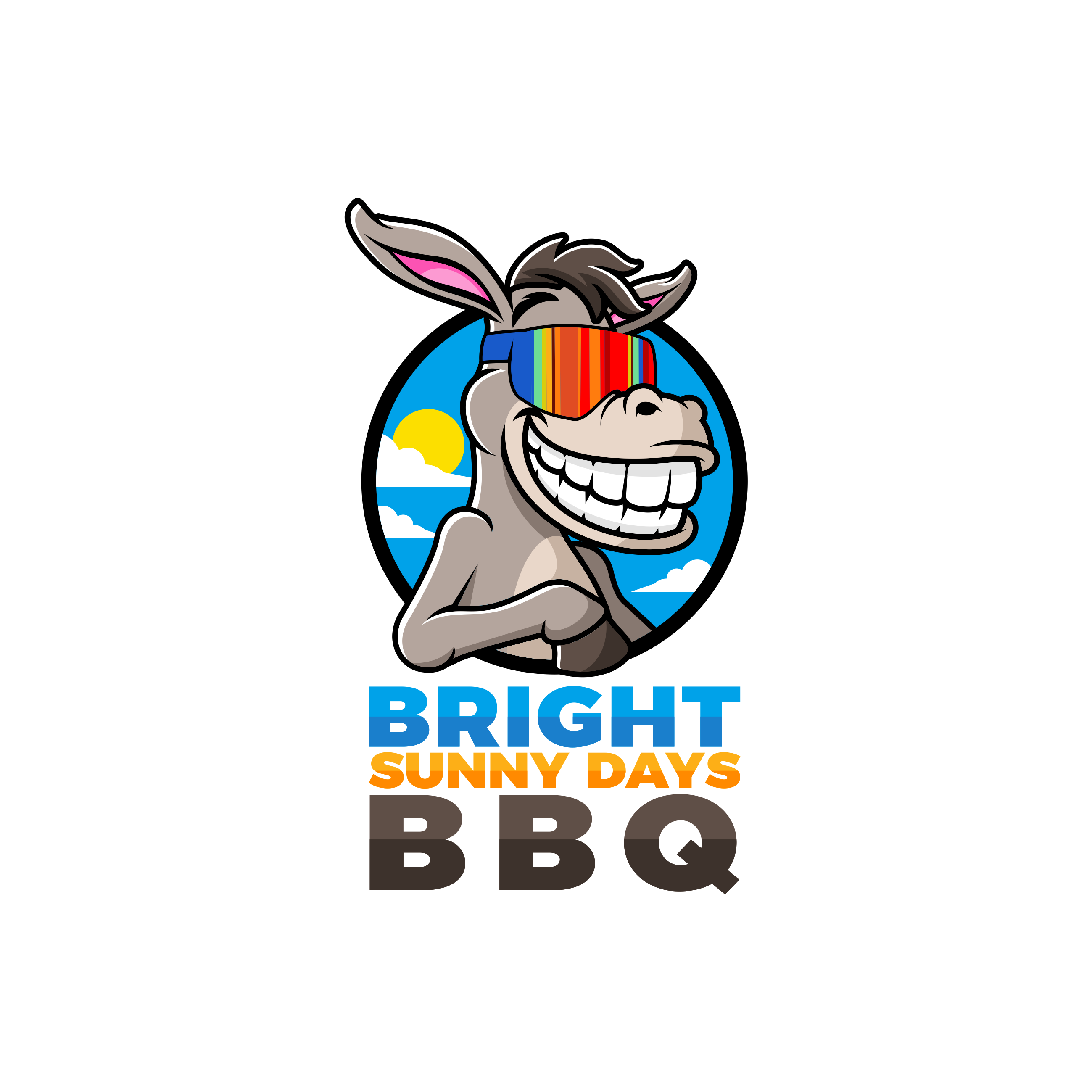 Bright Sunny Days BBQ - We're a bunch of jackasses that love BBQ
