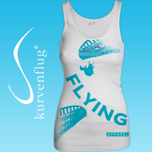 Tank Top Design for German Clothing Company