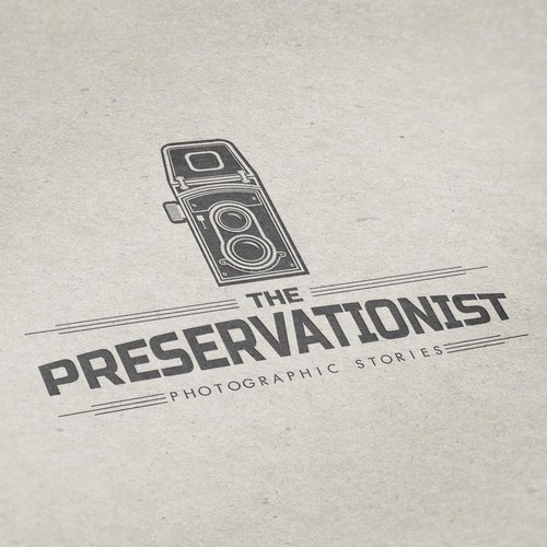 Logo Design for The Preservationist