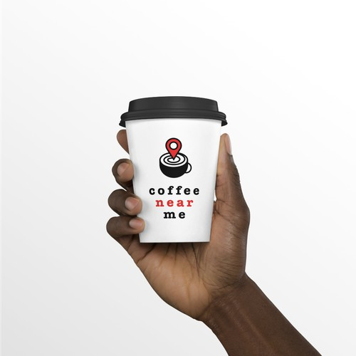 logo design for coffee van