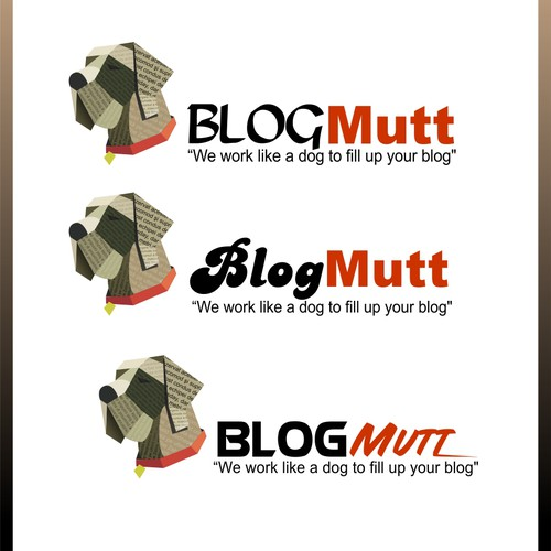 BlogMutt needs a new logo