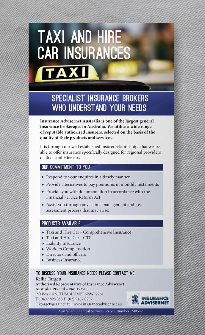 print or packaging design for Insurance Advisernet Australia