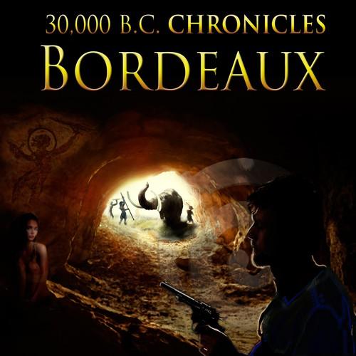 Book cover for novel