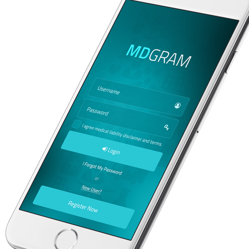 MDgram App