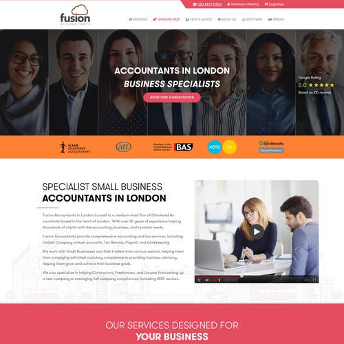 Fusion Accountants London