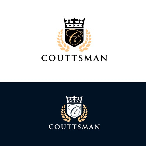 Logo design needed for Couttsman, a luxury real estate company