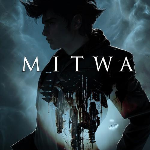 Cover Art for YA Sci Fi Novel