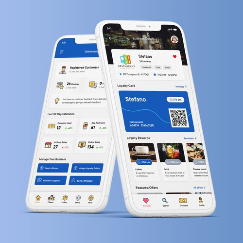 Complete marketing office in a supersimple and easy-to-use App