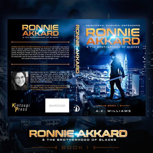 Ronnie Akkard & The Brotherhood of Blades