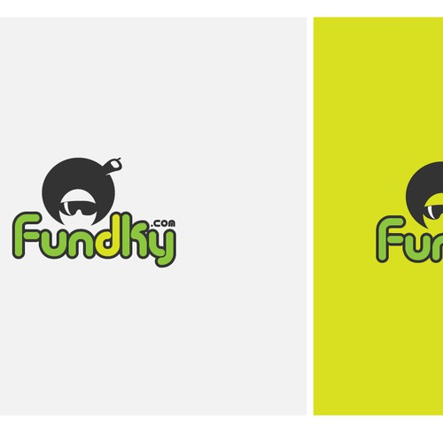 fundky.com needs a new logo