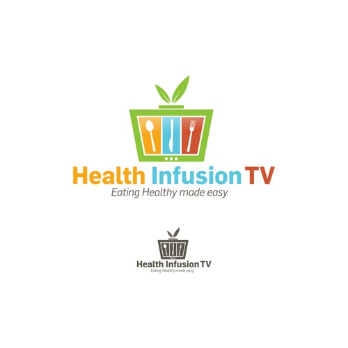 Create a New Logo for Healthy Infusion