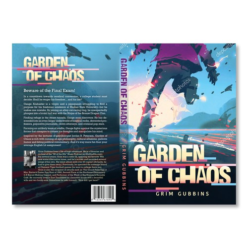 cover for Garden of Chaos