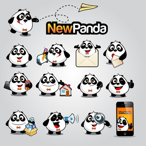 New illustration wanted for NewPanda