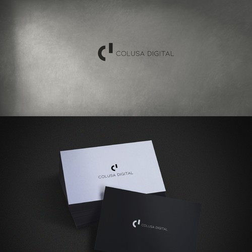 Modern Logo For Digital/IT Company