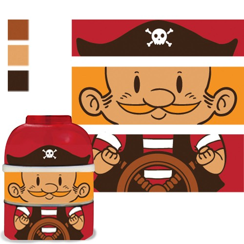 Bento Box with character