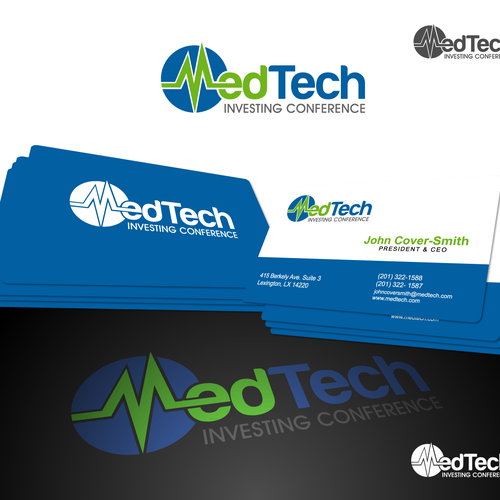 MedTech Investing Conference needs a new logo