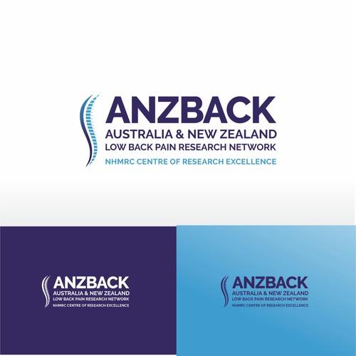 ANZBACK logo concept