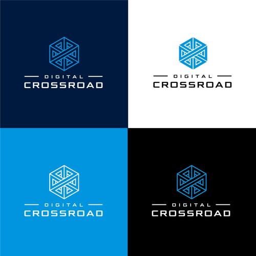 digital crossroad