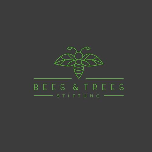 Logo design for a german nonprofit foundation