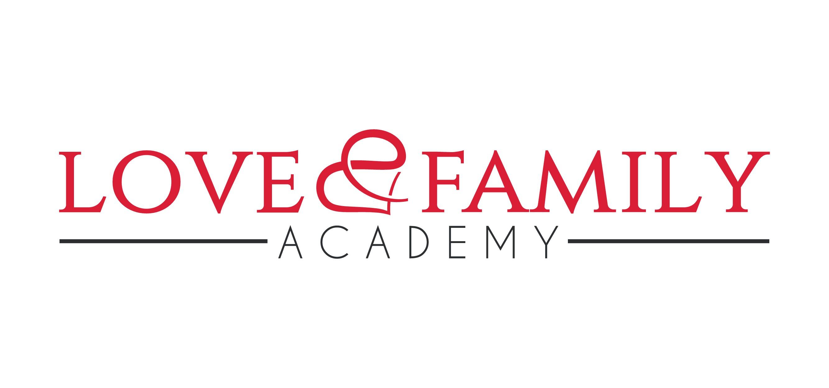 LOVE & FAMILY LOGO