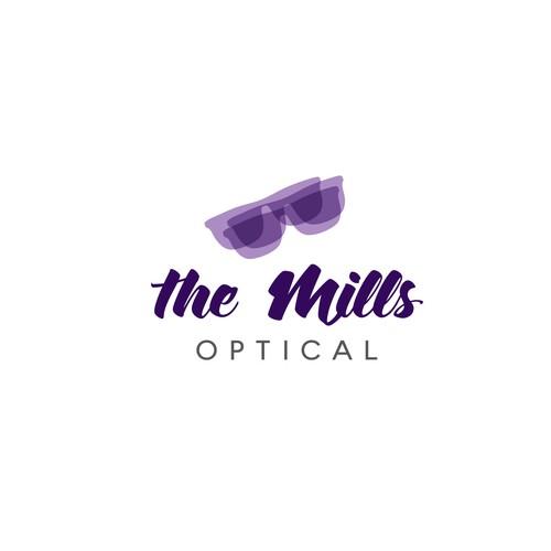 log for optometrist shop