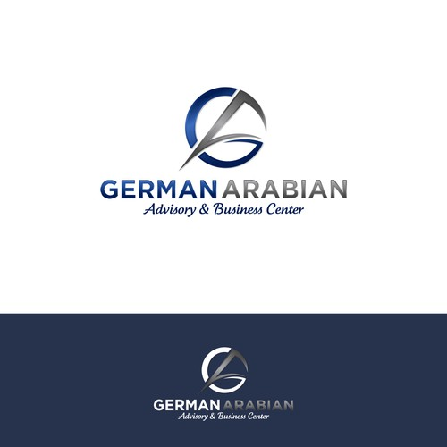 Logo Concept for German Arabian